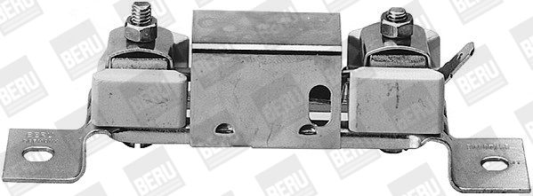 Resistenza ventola riscaldamento WU30/15 BERU — Solo ricambi nuovi