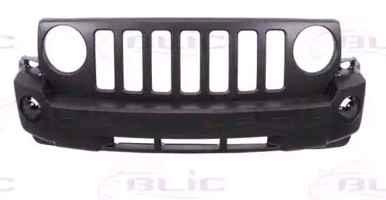 BLIC: Original Stoßstange 5510-00-3213900P ()