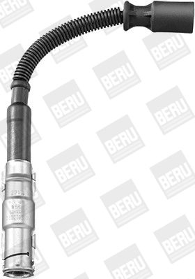 Jogo de cabos de ignição BERU ZEF1442 Avaliações
