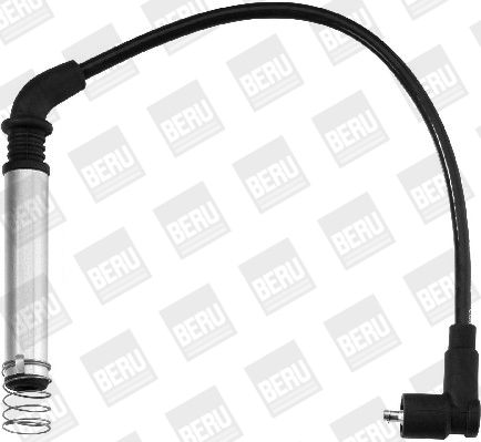 ZEF1634 BERU Anzahl der Leitungen: 4 Zündleitungssatz ZEF1634 günstig kaufen