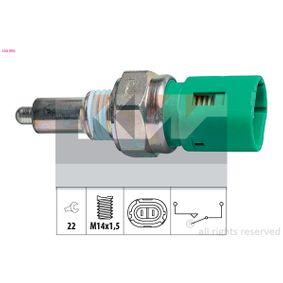 EPS1860096 KW Made in Italy - OE Equivalent SW: 22 Schalter, Rückfahrleuchte 560 096 günstig kaufen