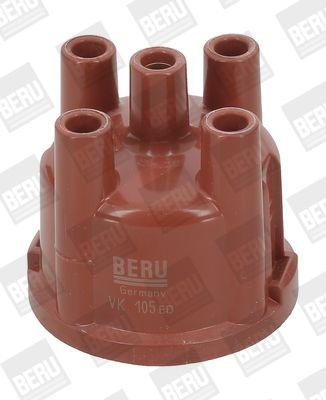 BERU: Original Zündverteilerkappe VK105 (Polyester)