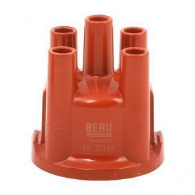 VK355 Zündverteilerkappe BERU 0330920255 - Große Auswahl - stark reduziert