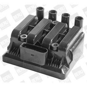 KS170M Kontaktsatz, Zündverteiler BERU 0340100171 - Große Auswahl - stark reduziert