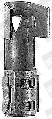 BERU Obudowa wtyczki, układ zapłonowy RHB004 PIAGGIO