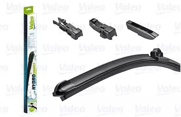 Achetez Essuie-glaces VALEO 578504 (Véhicule avec direction à gauche ou à droite: pour véhicules avec direction à gauche) à un rapport qualité-prix exceptionnel