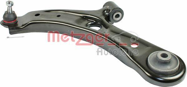 METZGER Lenker, Radaufhängung 58096701