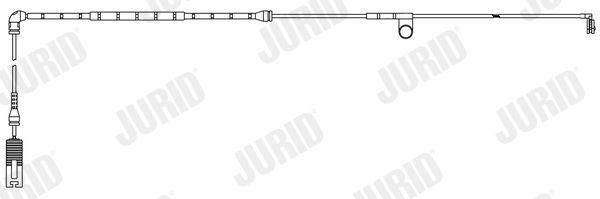 OE Original Verschleißsensor 581520 JURID