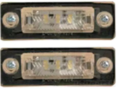 VAN WEZEL: Original Nummernschildbeleuchtung 5856920 ()