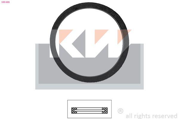 590 605 KW Dichtung, Thermostat - online kaufen