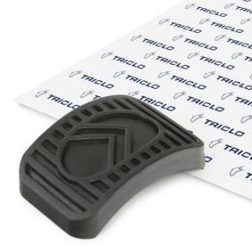 Kupte a vyměňte Povrchova vrstva pedalu, brzdový pedál TRICLO 591171