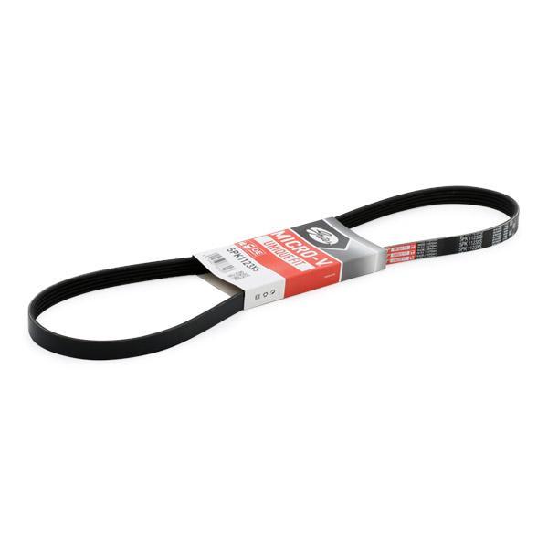 865310860 GATES Micro-V® Rippenanzahl: 5, Länge: 1123mm Keilrippenriemen 5PK1123XS günstig kaufen