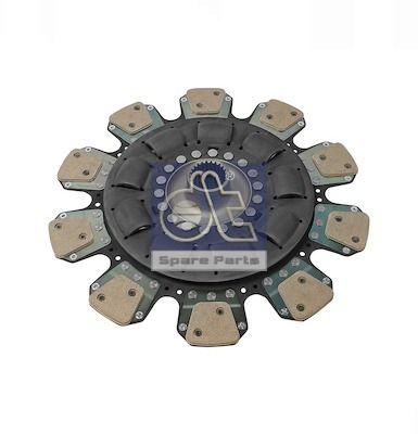 DT Clutch Disc for MERCEDES-BENZ - item number: 6.40138