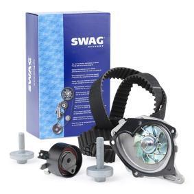 60 93 2731 SWAG mit Wasserpumpe, Zähnez.: 123 Wasserpumpe + Zahnriemensatz 60 93 2731 günstig kaufen