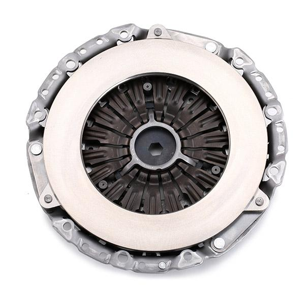 BMW 1 Series 2018 Clutch kit LuK 600 0230 00: with pilot bearing, Dual-mass flywheel without friction control plate, Requires special tools for mounting, with clutch release bearing, with flywheel, with screw set