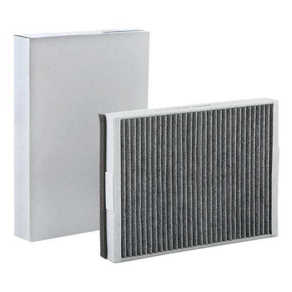 Köp TOPRAN 600 088 - Värme / ventilation till Volvo: aktivtkolfilter, Filterinsats, med luftabsorberande effekt B: 193mm, H: 34mm, L: 275mm