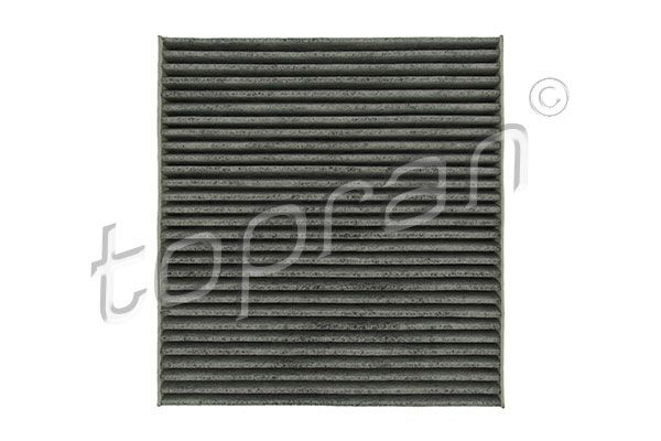 Alfa Romeo SPIDER 2009 Heater TOPRAN 600 096: Charcoal Filter, Filter Insert, with Odour Absorbent Effect