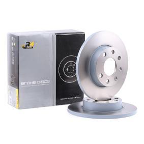 Disco de travão 6059.00 com uma excecional ROADHOUSE relação preço-desempenho