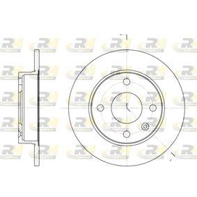 спирачен диск ROADHOUSE 6094.00 купете и заменете