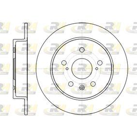 Disque de frein 61372.00 ROADHOUSE Paiement sécurisé — seulement des pièces neuves