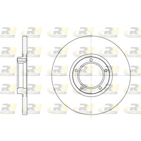 Brake Disc 6163.00 with an exceptional ROADHOUSE price-performance ratio