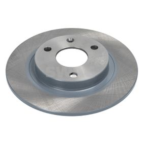 Brake Disc 62 91 0318 SWAG Secure payment — only new parts