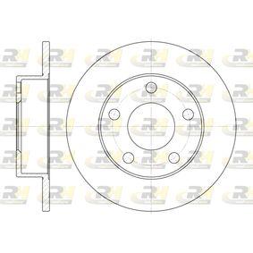 Bremsscheiben für AUDI A4 B5 Avant (8D) RS4 2.7 quattro