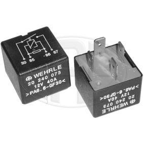 compre ERA Relé, temporizador do ventilador do radiador 661022 a qualquer hora