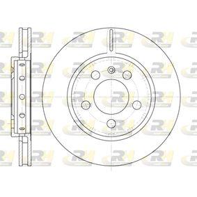 Disque de frein 6646.10 ROADHOUSE Paiement sécurisé — seulement des pièces neuves