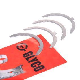 GLYCO дистанционна шайба, колянов вал A124/4 STD купете онлайн денонощно