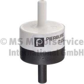 PIERBURG Válvula, sistema de aire secundario 7.05817.10.0 24 horas al día comprar online