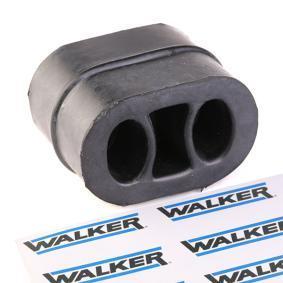 Original WALKER Gummilist, avgassystem 86567 beställa högsta kvalitet