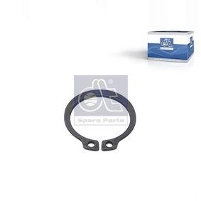 DT Tömítőgyűrű, hűtőfolyadék csővezeték 7.60170 - vásároljon bármikor
