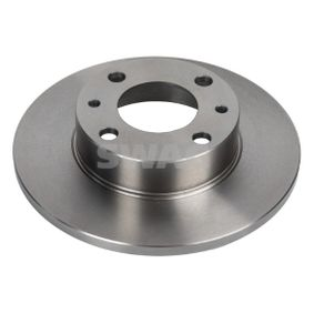 Brake Disc 70 91 0616 SWAG Secure payment — only new parts
