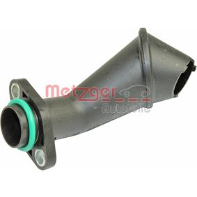 buy METZGER Suction Pipe, oil pump 8002001 at any time