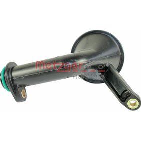 METZGER Rura wlotowa, pompa olejowa 8002002 kupować online całodobowo