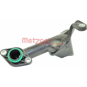 buy METZGER Suction Pipe, oil pump 8002003 at any time