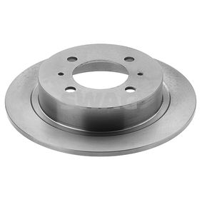 Brake Disc 82 91 5893 SWAG Secure payment — only new parts