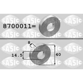 acheter SASIC Rondelle de calage, poulie-vilebrequin 8700011 à tout moment