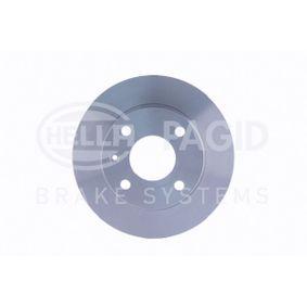 Disque de frein 8DD 355 102-211 HELLA Paiement sécurisé — seulement des pièces neuves