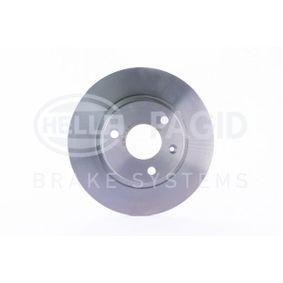 Disque de frein 8DD 355 103-771 HELLA Paiement sécurisé — seulement des pièces neuves