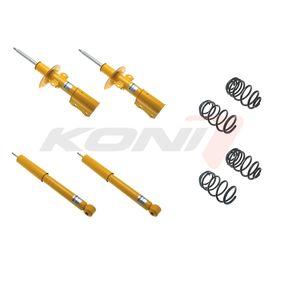 комплект за ходовата част, амортисьор KONI 2100-4014 купете и заменете