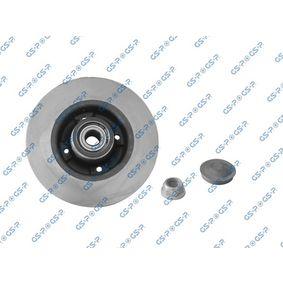 Disco freno 9225019K GSP Pagamento sicuro — Solo ricambi nuovi