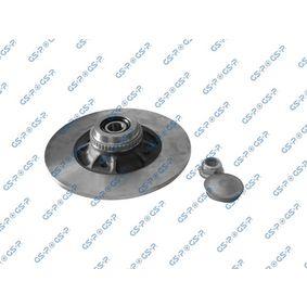 Bromsskiva 9225039K GSP Säker betalning — bara nya delar