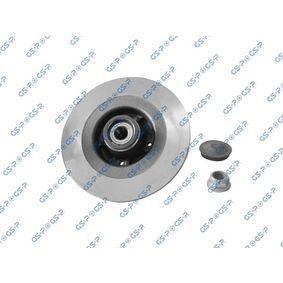 Bremsscheibe von GSP - Artikelnummer: 9225041K