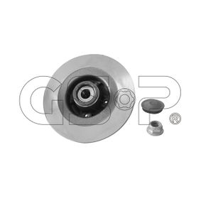 Brake Disc 9225041K GSP Secure payment — only new parts