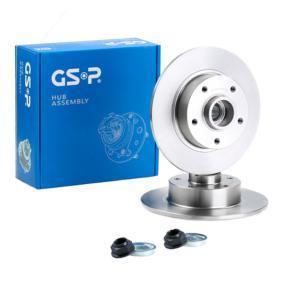 Bremsscheibe von GSP - Artikelnummer: 9230137K