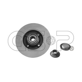 Brake Disc 9230145K GSP Secure payment — only new parts