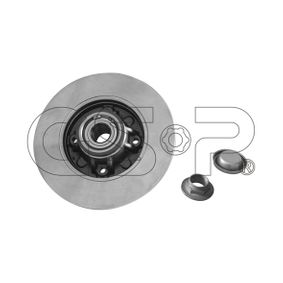 Brake Disc 9230146K GSP Secure payment — only new parts