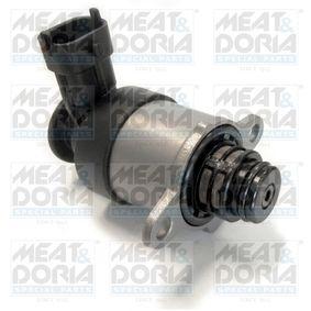 MEAT & DORIA регулиращ клапан, количество гориво (Common-Rail-System) 9434 купете онлайн денонощно